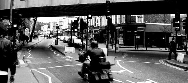 Camden Market by danielhume