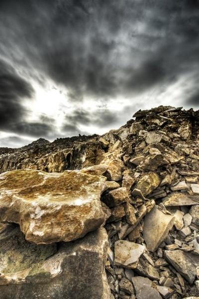 Quarry by moonlightallan