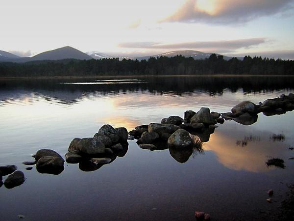 Loch Morlich by donnagreen