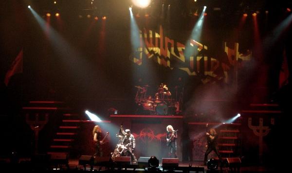 Judas Priest at Wembley Arena by sdsx
