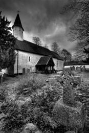 St Marys Curch, Fawkham Kent