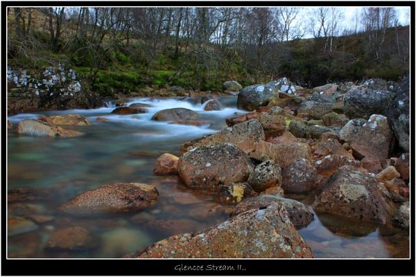 Glencoe Stream 2 by Mark_Callander