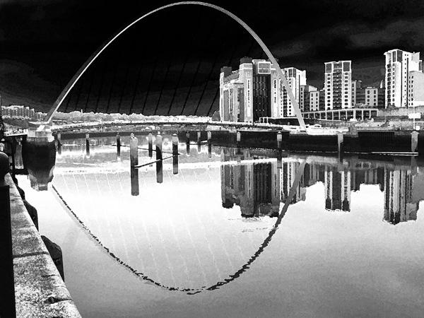 Millennium Bridge - Newcastle/Gateshead by Sean_Dillon