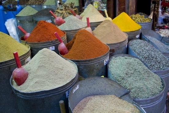 Moroccon Spice by Trawinski