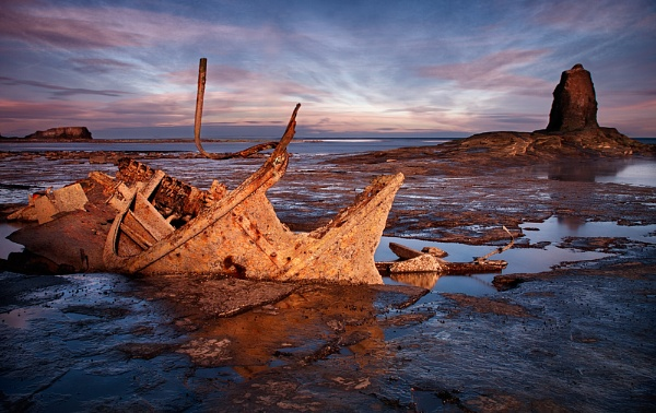 Wrecked by cdm36