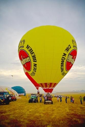 14th HotAir Balloon Festival by burogski
