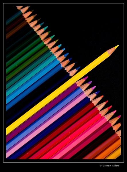 Pencil Set by Graham_Aylard