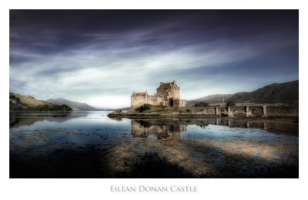 Eilean Donan Castle by Phil_Restan
