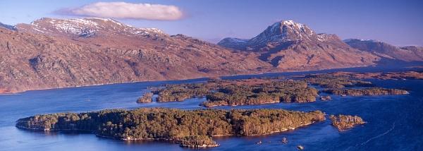 Loch Maree by landandlight