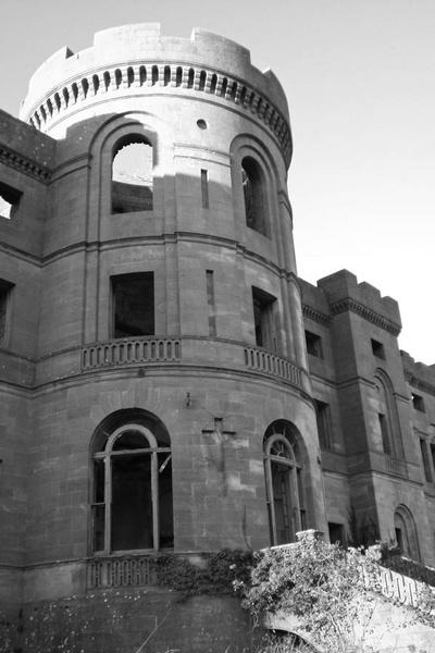 dalquharran castle by simbo76