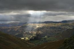 Sunshine in the Hills