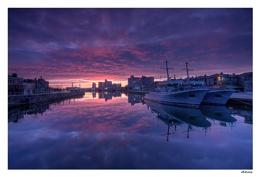 Docklands at 7am
