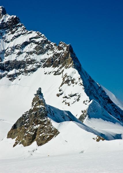 The Sphinx, Jungfraujoch