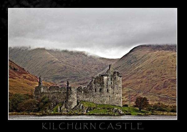Kilchurn castle by allan_j