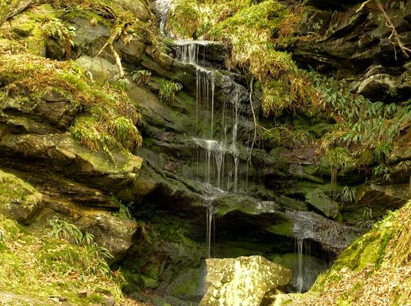 waterfall by davidlaurie