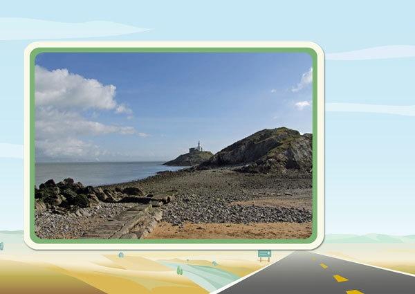 sea view by RobbieWales