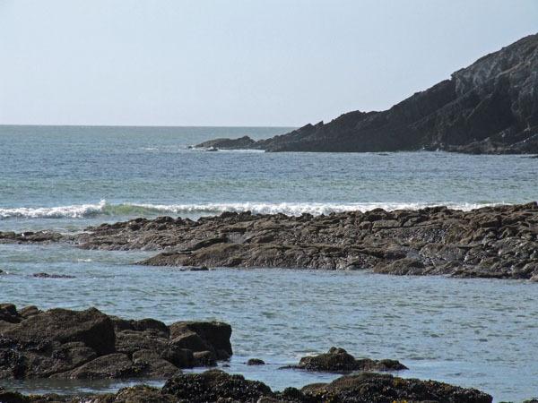 welsh coastline by RobbieWales