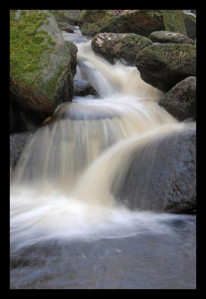 water falls by RobbieWales