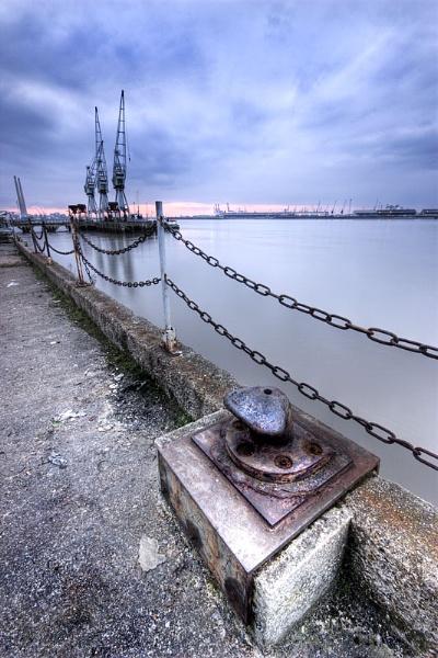 Northfleet Docks Chapter 3 by derekhansen