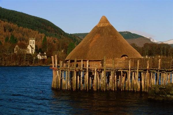 Cranog Loch Tay by Phinickphotos