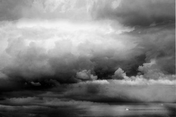 Atlantic Ocean XI by nellievin