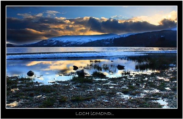 Loch Lomond by Mark_Callander