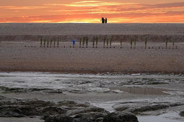 Winchelsea Beach by s1ngerman