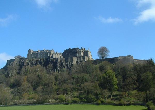 Stirling Castle by EmzLou1980
