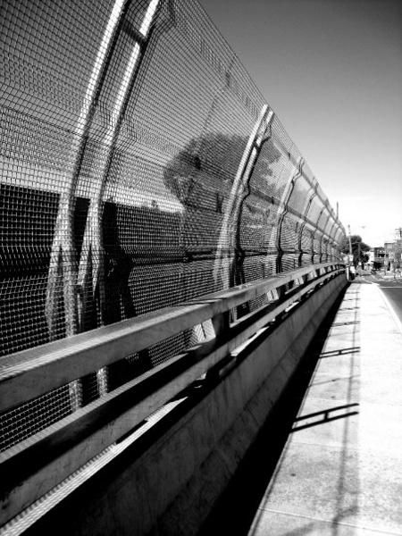 Erskineville Bridge by roy2d2