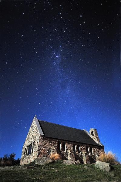 Church of the Good Shepherd by mcsimeyb