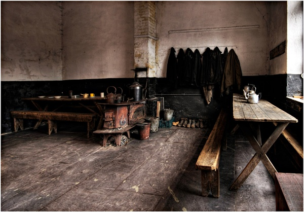Welsh Miners Canteen