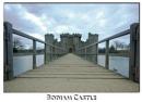 Bodiam Castle by dwilkin