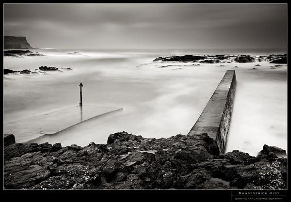 Dunseverick Mist by garymcparland