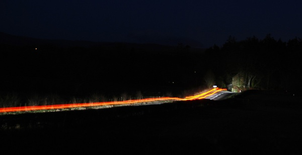 travelling at night by John45