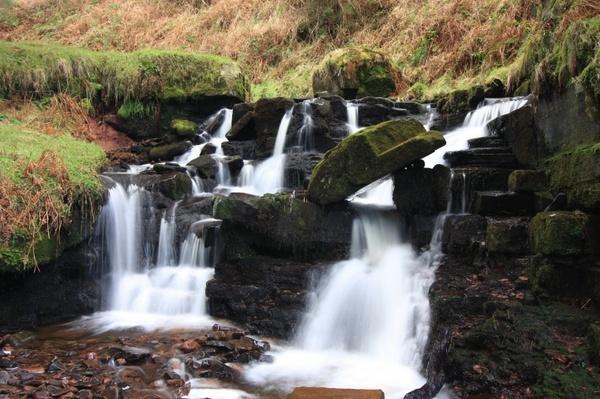 Tal-y-bont,Wales by DaveCole