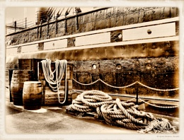 SS Great Britain - Postcards Series