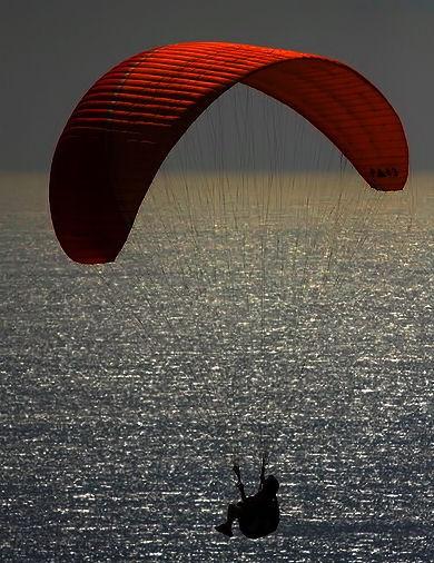 Gliding High by dougj