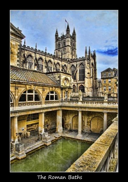 Roman Baths by kay_pink