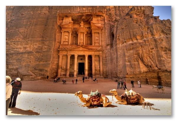 Petra - Jordan by jacekb