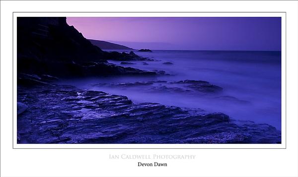 Devon Dawn by IanCaldwell