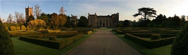 Elvaston Castle Pano