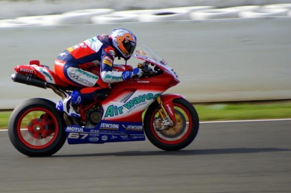 67. Shane Byrne Airwaves Ducati, Ducati 1098R F08 by Anthony126