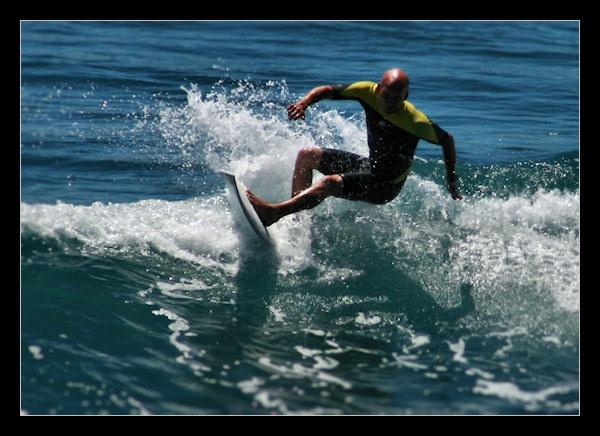 Surfing NZ by SteveNZ