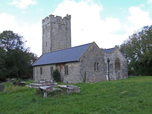 old church in tenby by RobbieWales