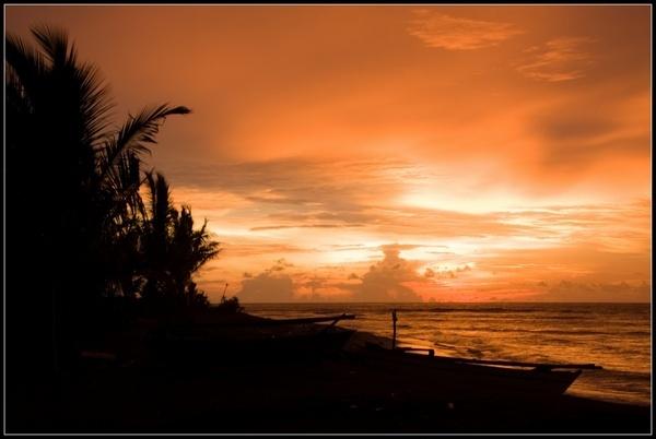 Sumatran Sunset by deja008