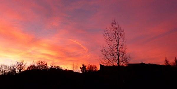 Sunrise On The Doorstep by scuba_steve1888