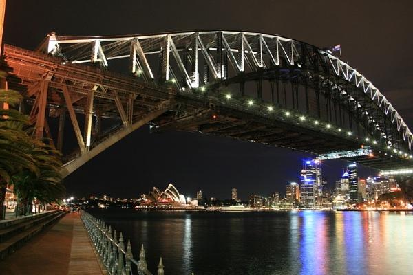 Sydney Harbour Bridge by x_posure