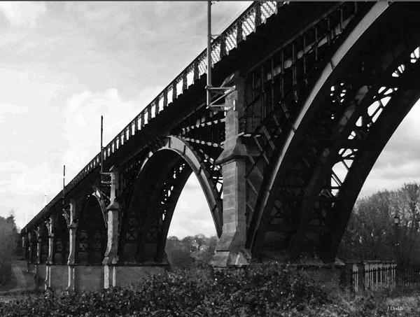 Seven Arches Bridge. by Sean_Dillon