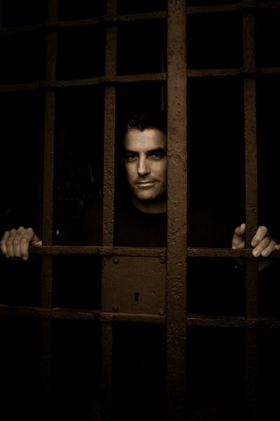 behind bars by Anima