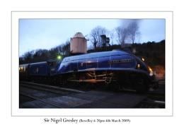 Sir Nigel Gresley II
